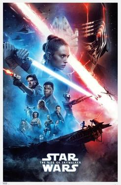Star Wars: The Rise of Skywalker - Official One Sheet (Pre-Order - Approximate ship date 11/11)