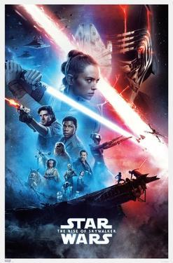 Star Wars: The Rise of Skywalker - Official One Sheet