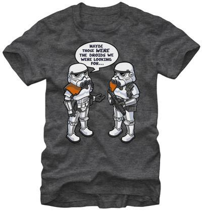 Star Wars- Trooper Second Thoughts