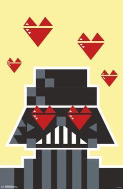 Star Wars - Vader Hearts