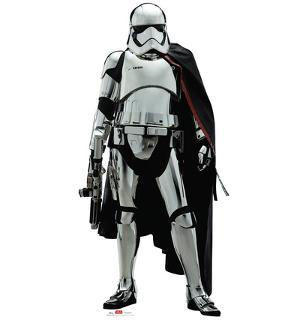 Star Wars VIII The Last Jedi - Captain Phasma?