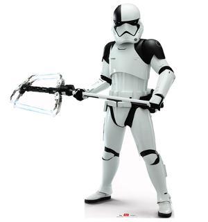 Star Wars VIII The Last Jedi - Executioner Trooper?