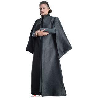 Star Wars VIII The Last Jedi - General Leia Organa?