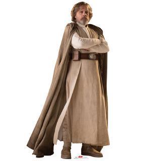 Star Wars VIII The Last Jedi - Luke Skywalker?