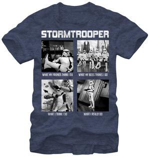 Star Wars- What a Troopers Does