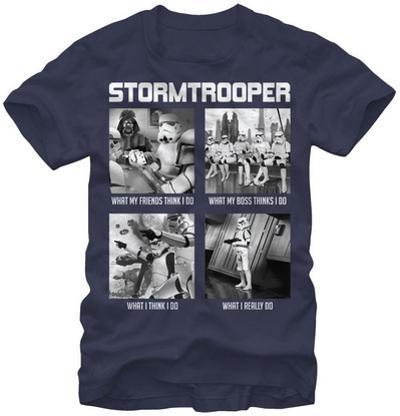 Star Wars-What Troopers Do