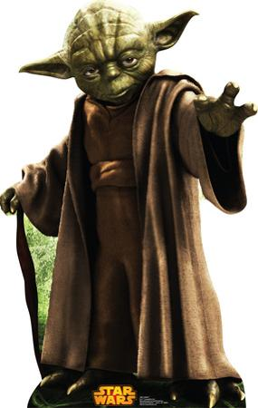 Star Wars - Yoda Lifesize Standup