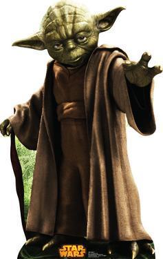 Star Wars - Yoda Lifesize Standup