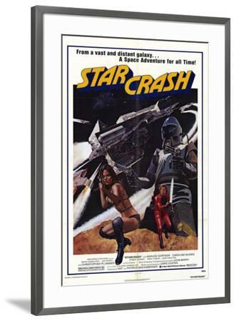 Starcrash--Framed Poster