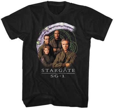Stargate- Cast And Gate