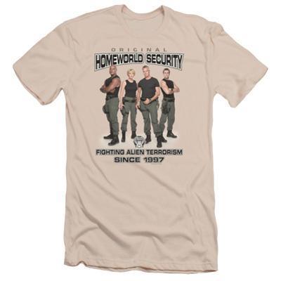 Stargate- Homeworld Security Slim Fit