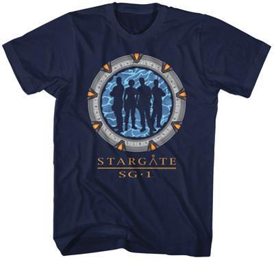 Stargate- Silhouette Gate