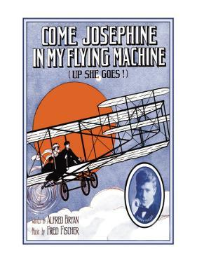 Come Josephine, In My Flying Machine by Starmer