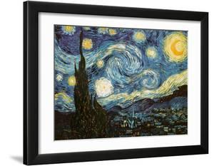 Starry Night  c.1889