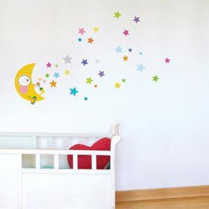 Starry Night Wall Decal