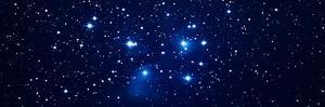 Stars and Nebulae (Photo Illustration)