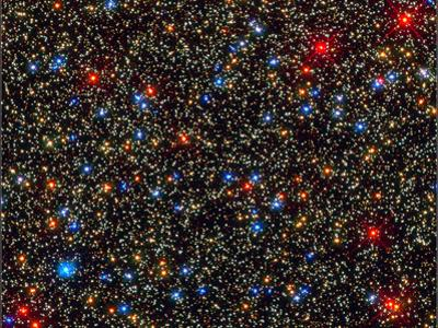 Stars in the Omega Centauri Globular Cluster