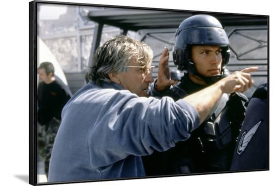 Starship Troopers (photo)--Framed Photo