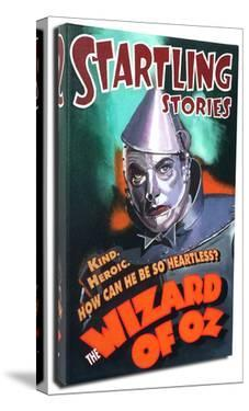 Startling Stories - Tin Man