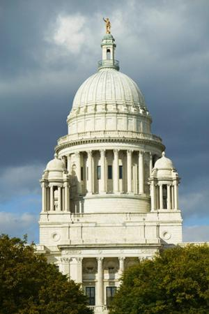 State Capital building of Providence Rhode Island