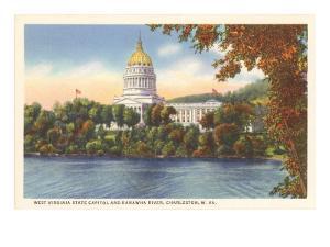 State Capitol, Charleston, West Virginia