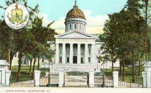 State Capitol, Montpelier, Vermont