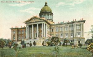 State Capitol, Salem, Oregon