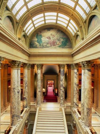State Capitol, St. Paul, Minnesota, USA