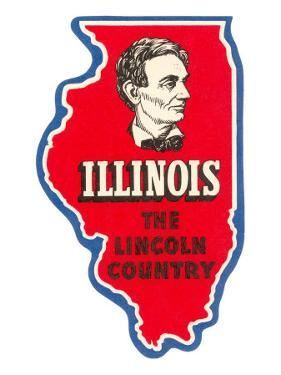 State Cut-Out, Illinois, Lincoln Country