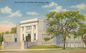 State Judiciary Building, Montgomery, Alabama