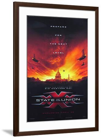 State Of The Union--Framed Original Poster