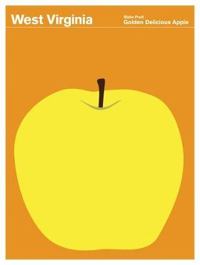State Poster WV West Virginia