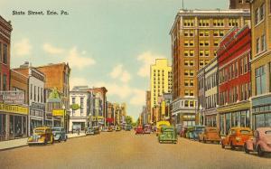 State Street, Erie, Pennsylvania