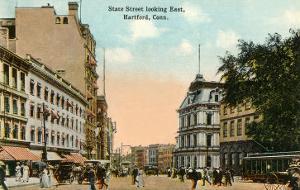 State Street, Hartford, Connecticut