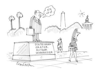 Cartoon Womanizer
