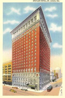 Statler Hotel, St. Louis