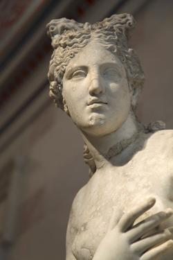 Statue of Aphrodite, Goddess of Beauty and Love