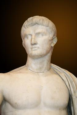Statue of Augustus as Jupiter, First Half of 1st Century Bc