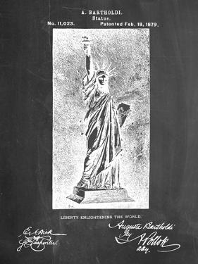Statue Of Liberty Patent