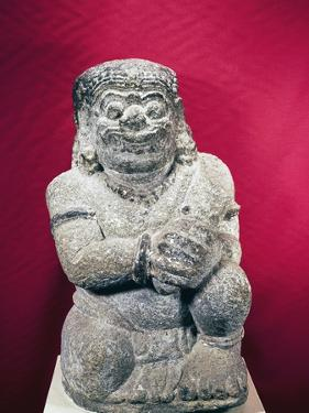 Statue of Raksasas, Demon Enemy of Gods and Men, from Java, Indonesian Art, 12th Century