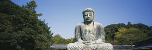 Statue of the Great Buddha, Kamakura, Honshu, Japan