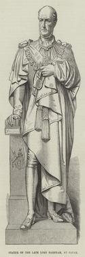 Statue of the Late Lord Farnham, at Cavan