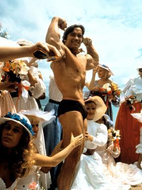 Stay Hungry, Arnold Schwarzenegger, 1976