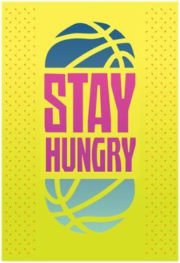 Stay Hungry (Lime)