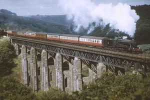 Steam Locomotive 1959