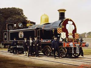 Steam Locomotive from Taff Vale Railway