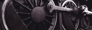 Steam Locomotive Wheels