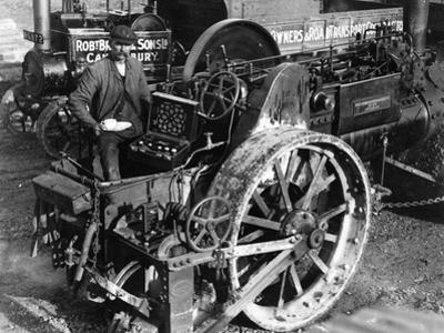 Steam Roller, Work Break