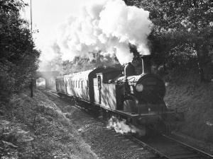 Steam Train on the Southern Region Nr