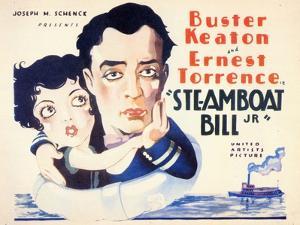 Steamboat Bill, Jr., 1928